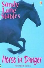 Horse in Danger (Sandy Lane Stables) by Bates, Michelle, Good Book