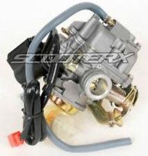 18mm Gy6 Carburetor Gas Mororcycle Moped Engine 49cc 50cc 4 stroke  w/warranty
