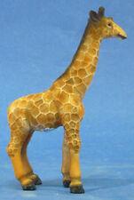 Giraffel figur  tierfigur sehr schön castagna Kunststein