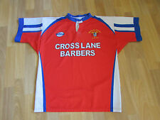 Ravensport  WESTGATE  Redoubt  RLFC CrossLane Barbers RUGBY League Shirt  M no 2