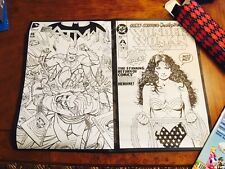 (4 Count) DC COMICS Coloring Posters - GEEK FUEL Exclusive - September 2016