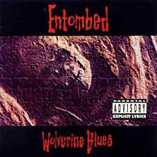 "Entombed ""Wolverine Blues"" CD - NEW"