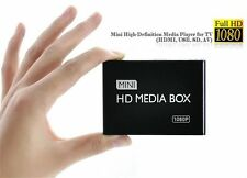 Mini Full HD 1080P USB Media Player Blu-ray Player With HDMI/AV/SD/MMC MKV AVI