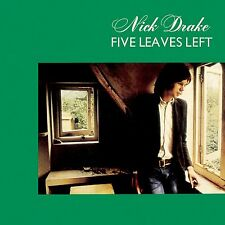 NICK DRAKE Five Leaves Left 180gm Vinyl LP 2013 DELUXE EDITION Box Set NEW