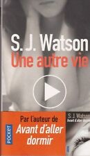 UNE AUTRE VIE S.J WATSON roman livre