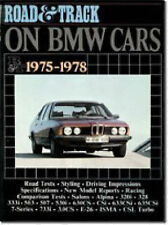 Road & Track  on BMW Cars, 1975-1978 by Brooklands Books Ltd (Paperback, 1993)