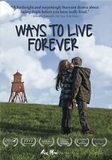 Ways To Live Forever (2015, REGION 1 DVD New)