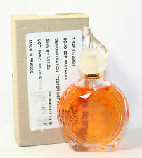 Panthere de Cartier 1.6 oz Eau de Parfum Spray Tester NIB original formula Frenc