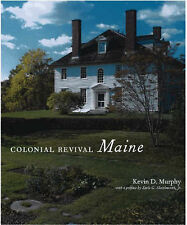 Colonial Revival Maine, Murphy, Kevin, Excellent