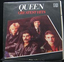 Queen - Greatest Hits 2 LP VG+ ВТА 11253/54 Bulgaria Red & Blue Labels Record