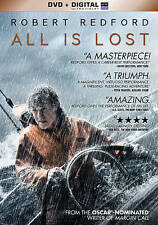 ALL IS LOST - Robert Redford - Action DVD