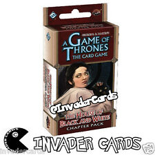 Game Of Thrones LCG Beyond The Narrow Sea 5/6 House Black White Chapter Pack