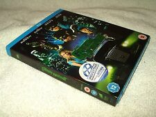 Blu Ray Movie The Green Hornet with card slipcover