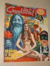 GRAND HOTEL=1978/29=DISCIPLINE ORIENTALI=DANIELA DAVOLI=MARCELLA BELLA=MELATO M.