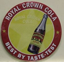 "ROYAL CROWN COLA 12"" Metal Sign vintage logo style rc cola soda    rc-02"