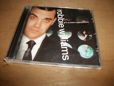 ROBBIE WILLIAMS  /  I'VE BEEN EXPECTING YOU  CD