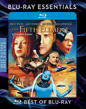 STEELBOOK The Fifth Element Blu-Ray UK copy [OPENED]