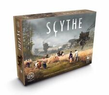 Scythe Board Game NEW Factory Sealed Retail Ed. Free USA Shipping