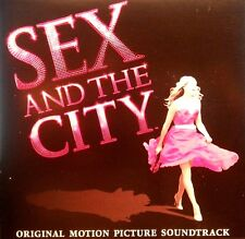 VARIOUS ARTISTS SOUNDTRACK CD SEX AND THE CITY FREE POST WITHIN AUSTRALIA