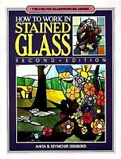 How To Work in Stained glass Chilton Glassworking Series by Isenberg