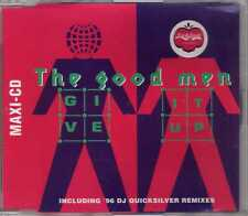 The Good Men - Give It Up (DJ Quicksilver Remixes) - CDM - 1996 - Eurohouse