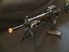 Upgraded full metal Sig556 Airsoft gun w/ extras!