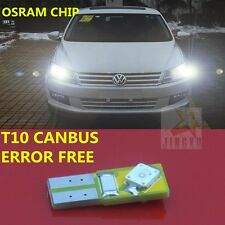 2x T10 OSRAM LED Canbus Parking Light For VW Jetta Lavida Polo Bora Caddy Passat