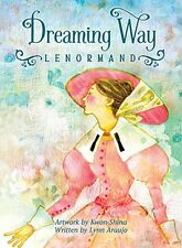 NEW Dreaming Way Lenormand Fortune Telling Oracle Cards Deck Kwon Shina