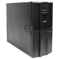 APC SMT2200 Smart-UPS 2200VA 1980 Watts LCD USB 120V Tower UPS Standalone Backup