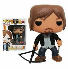 THE WALKING DEAD FIGURE VINYL POP FUNKO DARYL DIXON ZOMBIE SEASON SERIE TV #1