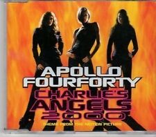 (DH715) Apollo Fourforty, Charlie's Angels 2000 - 2000 CD