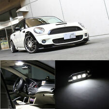 17pcs white Interior LED light bulb kit for Mini Cooper R 55 R 56 (2010-2014)