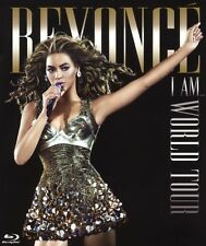"BEYONCE ""I AM WORLD TOUR"" BLU RAY NEU"
