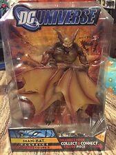 dc universe classics man-bat Man Bat MOC