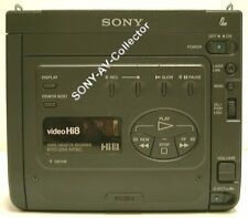 Sony EVO-250 Hi8 Video8 8mm Video 8 Player Recorder Smallest VCR Deck EX