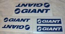 Giant Bike Decals Sticker Set MTB DH Freeride Racing Road Glory Trance Anthem
