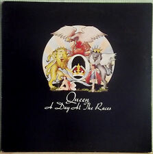 QUEEN ~ A Day At The Races 1976 Rock LP Orig Elektra 6E-101 No Bar Code Sterling