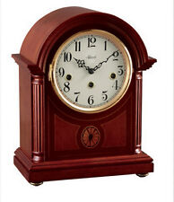 (New!) CLEARBROOK Key-Wound Chiming Mantel Mantle Clock 22877-070340 Hermle