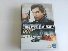 The Living Daylights  DVD Timothy Dalton, Maryam dAbo, Jeroen Krabbé, John Rhys-