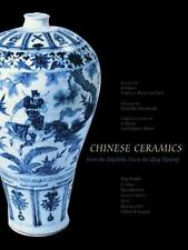 Chinese Ceramics: From the Paleolithic Period through the Qing Dynasty (The Cult