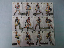 2013 SELECT  PRIME  AFL CARDS  GEELONG CATS  BASIC TEAM SET