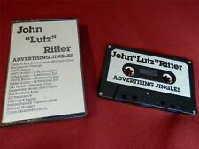 JOHN LUTZ RITTER Advertising Jingles Tampa Bay Fight Song, Vikings, Nevada Club+
