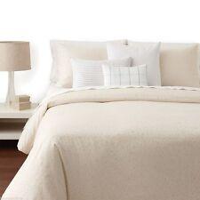 Calvin Klein Home Studio Collection Mykonos Standard Sham Ecru N188