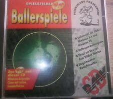 PC CD Rom Ballerspiele shoot EM UPS flug Simulator