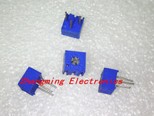 20pcs 3362P-103 10K Ohm 3362P Trimpot Trimmer Potentiometer