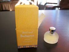 Burberrys Weekend Eau de Parfum;.17 oz; Woman's Fragrance; New in Unsealed Box