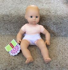 NEW with Tags American Girl Bitty Baby Doll with Blonde Hair & Blue Eyes