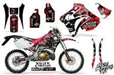 Honda CRM250AR CRM 250 AR Dirt Bike Graphic Sticker Kit Decal Wrap MX CIRCUS R