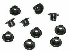 Progress Products eyelets for Hornby 0-gauge couplings, black, 10x