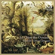 Clement Janequin: Le Chant des Oyseaulx (CD, May-2013, Harmonia Mundi...